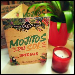 Mojito_menu